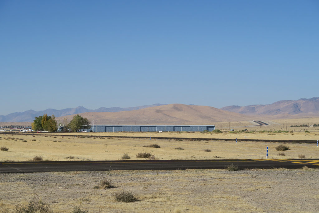 Spanish Springs Airport