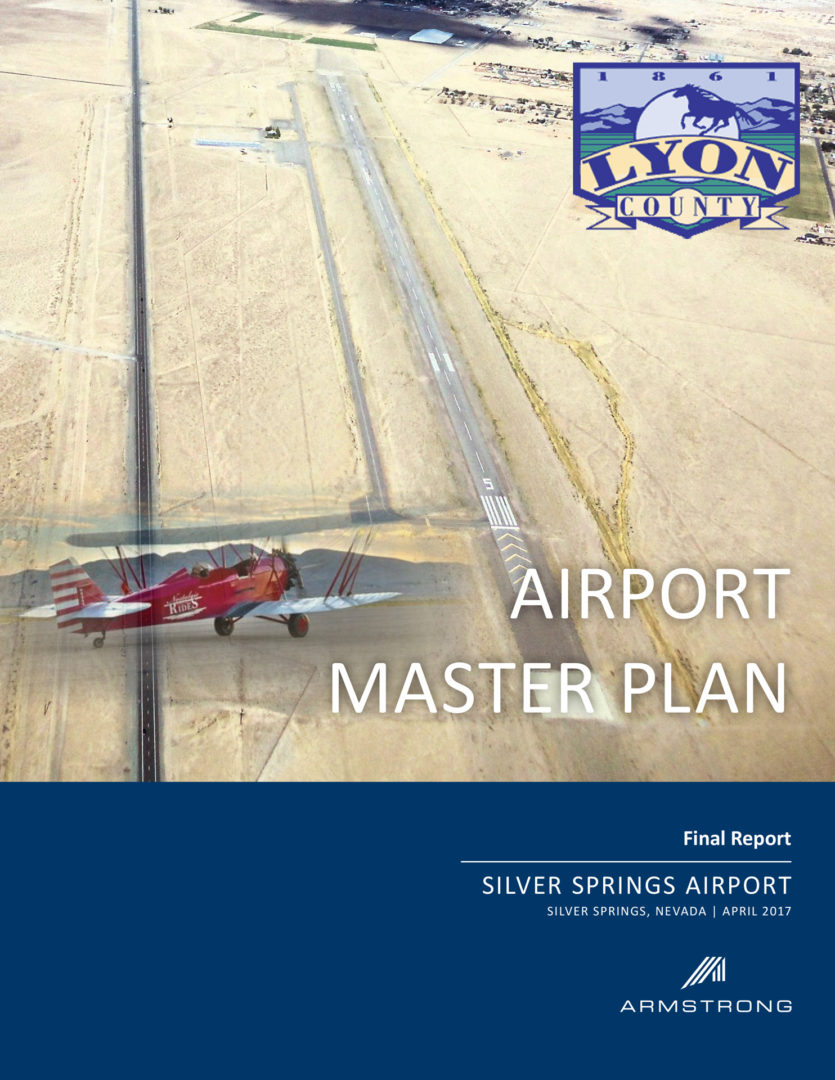 Silver Springs Airport - Master Plan